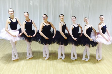 Royal Academy of Dance Exams