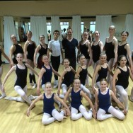 Wonderful class with Vladimir Conde Reche
