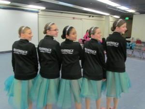 Junior Competition Dancers