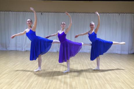 Royal Academy of Dance Exams April 18-21