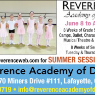 Summer Camps and Classes